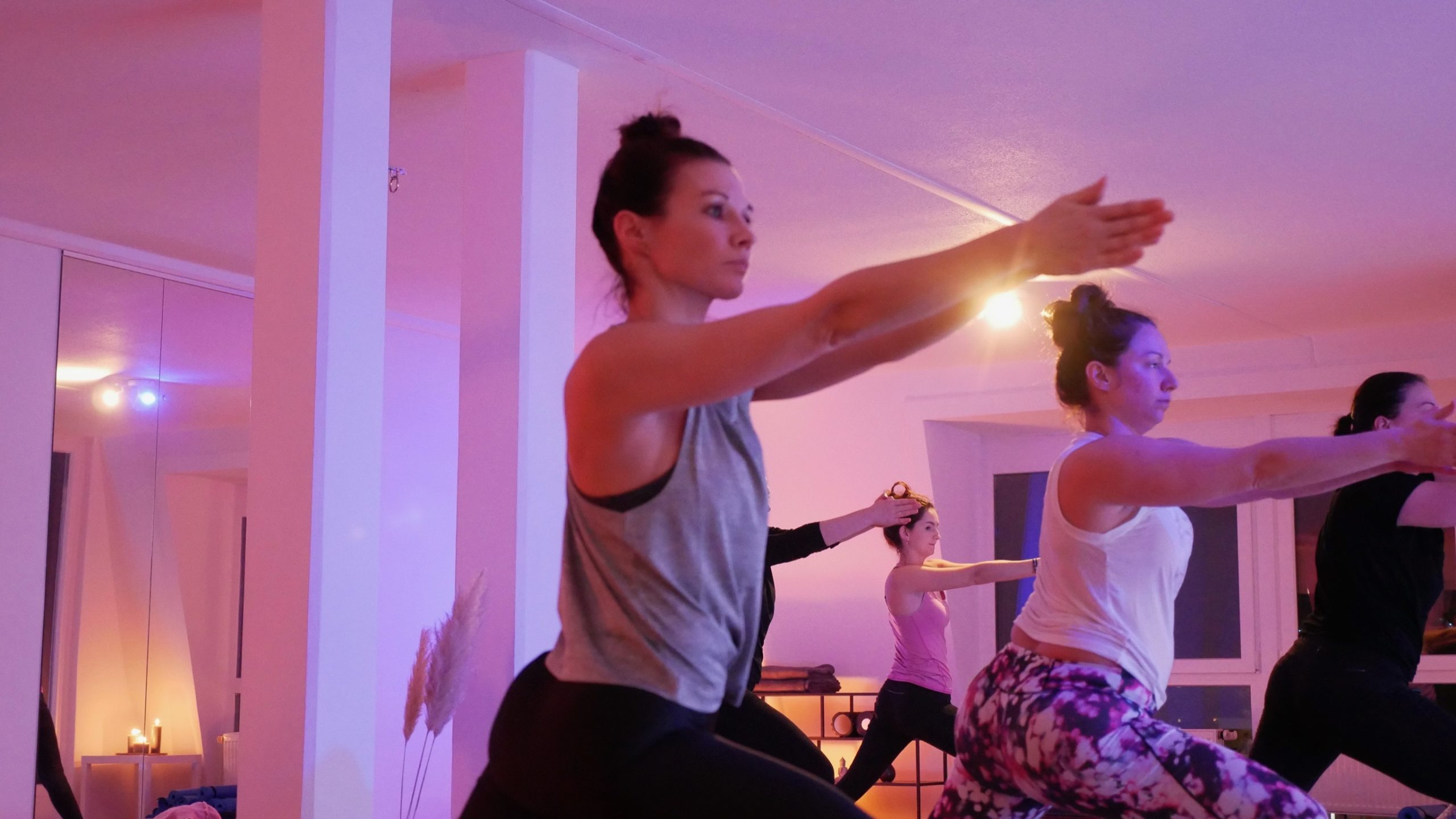 Vinyasa Yoga Erding endurer Studio